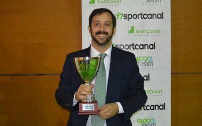 """El Equipo del Centro Riojano  subcampeon del torneo  """"Copa Futbol7 SportCanal""""."""