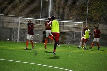 VIctoria. 7-0. Centro Riojano, objetivo Europa