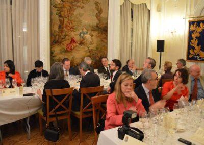 """Segunda Cata Vino Embajadores Centro Riojano de Madrid - Enero 2018"""