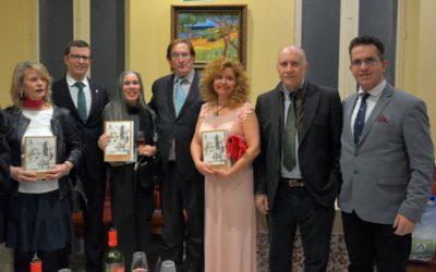 """PRESENTACIÓN DEL LIBRO """"CRÓNICAS MORDACES"""" DE JOAQUÍN ANTUÑA"""