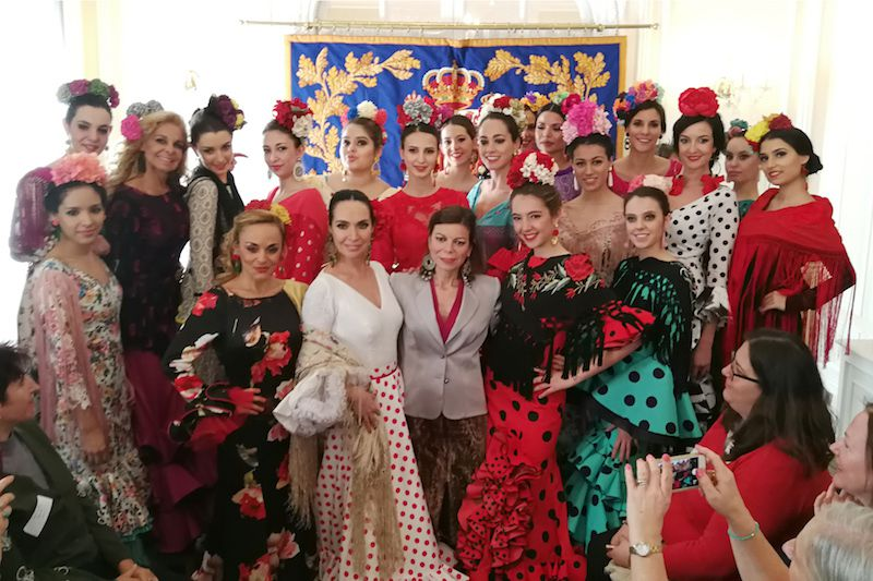 """Presentación de la Colección """"Tiempo de Flamencas"""""""