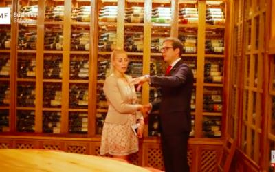 IMF Business School se hace eco del nombramiento del nuevo Presidente del Centro Riojano de Madrid