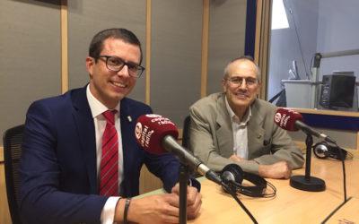 ENTREVISTA AL PRESIDENTE Y EXPRESIDENTE EN CAPITAL RADIO
