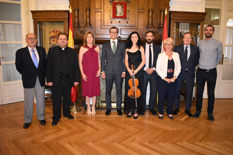 PREGÓN Y FIESTA PAN, PECES Y VINO EN LAS FIESTAS DE SAN BERNABÉ 2019
