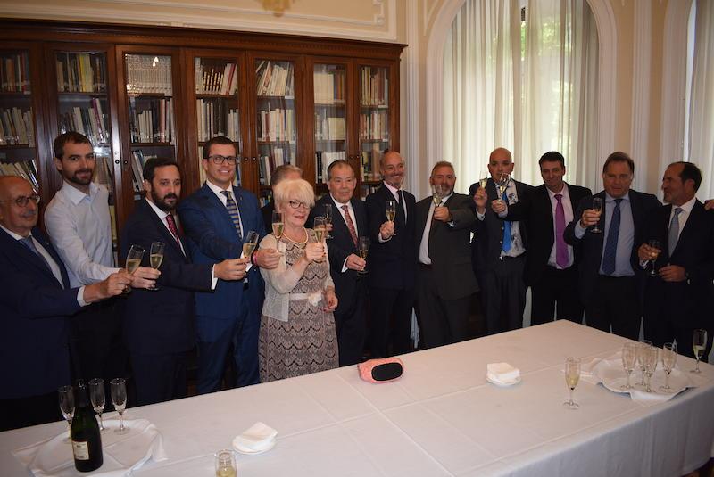 Fotografías de los actos de San Bernabé y Día de La Rioja
