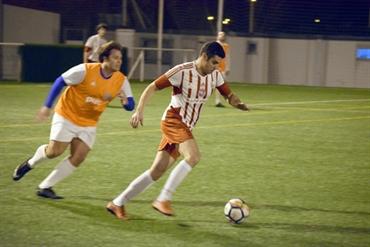 PWC C. 0-0 CENTRO RIOJANO.  Emoción sin goles