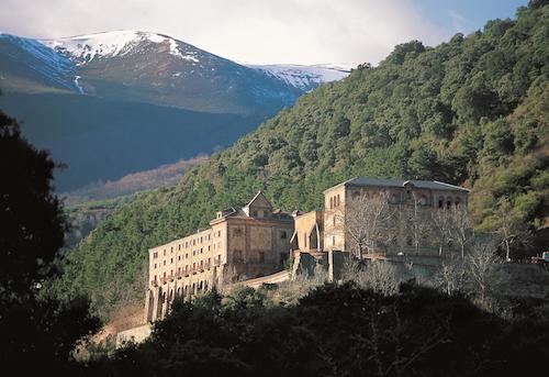monasterio valvanera