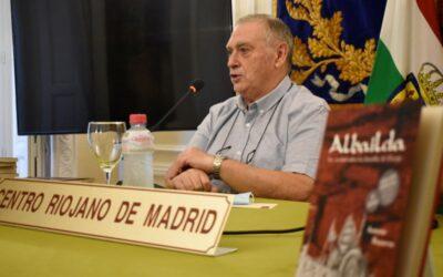 PRESENTACIÓN LIBRO ALBAILDA. LA VERDAD SOBRE LA BATALLA DE CLAVIJO